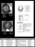 옥외 정연한 정원 조경 점화를 위한 3W IP67 LED Inground&Underground 갑판 빛