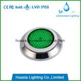 18watt 316ss impermeabilizzano gli indicatori luminosi subacquei piani del LED