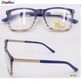 Frames óticos dos Eyeglasses da forma no acetato Kf1267