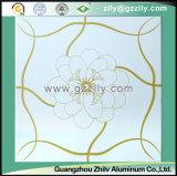 簡単なパターンローラーのコーティングの印刷の天井のタイル-愛人のヒスイ