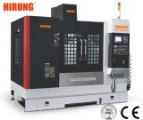 Fresadora del CNC de la vía guía del rectángulo mini, centro de mecanización del CNC EV850m