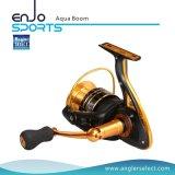 Angler-auserwählte Aqua-Hochkonjunktur aller Wasser-(frisch u. Salz) leichte spinnende Bandspule-Spiel-Fischerei-Gerät (Aqua-Hochkonjunktur 500)
