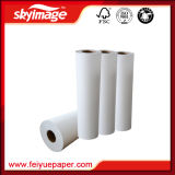 documento di trasferimento asciutto veloce di sublimazione di economia di larghezza di 90GSM 1118mm per la stampante di getto di inchiostro Epson F6280/F6070