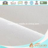 Almohadilla real de tres compartimientos con la cubierta pura del algodón