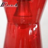 Светильник самомоднейшего красного стеклянного высокого качества привесной для штанги
