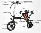 Mini E bicicleta de dobramento barata da venda da cidade inteira