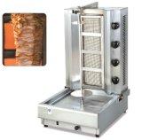 Gas/macchina elettrica di Doner Kebab, girarrosto della stringa del montone di Roatry, macchina di Shawarma, macchina del Rotisserie