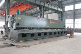 De hydraulische Grote Automatische Afgesneden Machine van de Guillotine van de Plaat Scharen