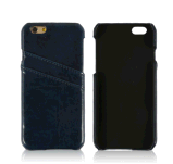 Caisse de téléphone de cuir véritable d'accessoires de téléphone pour l'iPhone 7
