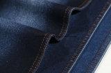 Katoenen van Hotsale PolyJeans Spandex die de Stof van het Denim kleden