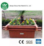 長方形WPCの植木鉢