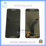 Conjunto esperto móvel LCD das visualizações ópticas de toque do telefone de pilha para o nexo 6p de Huawei Google