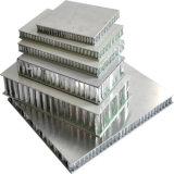 El panel de aluminio Semi-Closed del panal (AHP) para la decoración de los edificios (HR449)