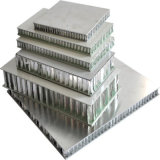 Semi-Closed Aluminiumbienenwabe-Panel (AHP) für Gebäude-Dekoration (HR449)