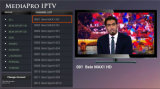 Ipremium Combo S2 TV Box com IPTV Stalker Middleware