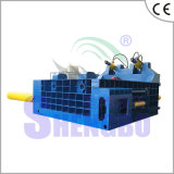 Automatische Stahlmetallschnitzel-Kompresse-Maschine