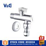 Valvola a sfera per la valvola di angolo d'ottone dell'acqua potabile (VG-12511)