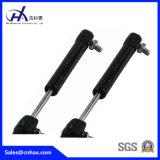 Easy Fitting Gas Struts Mola de gás de nitrogênio com bola de nylon clássica para móveis com revestimento preto