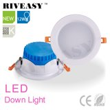 Proyector azul LED Downlight de 12W LED con Ce&RoHS