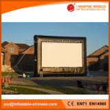 Airblownの膨脹可能でデラックスなワイドスクリーンの映画スクリーン(S1004)