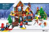 Weihnachtsspielzeug-System-Modell blockt Spielzeug für Kinder