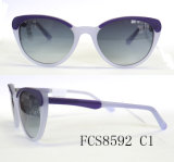 2015 Hot Sale Fashion Acetate Sunglass para Erope