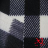 Drucken-steuern doppelseitige korallenrote Flanell-Pyjamas Kleidung-Gewebe automatisch an
