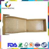 Reciclar el rectángulo de envío acanalado rectángulo de empaquetado del rectángulo del cartón
