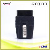 O perseguidor apto para a utilização do carro de OBD-II GPS Fácil-à-Instala (got08)