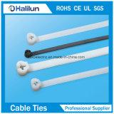 Type en nylon de bille de relation étroite de noeud de serres-câble