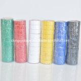 範囲の品質PVCヨーロッパの市場(0.13mmx15mmx10m)のための電気絶縁体テープ