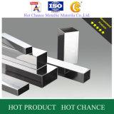 ASTM 201, 304 의 316stainless 강철에 의하여 용접되는 직사각형 관 400g