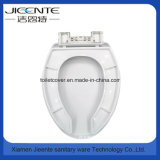 De open VoorZetel en de Dekking van het Toilet voor Gehandicapte Gebruiker