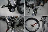 Bafangの中間モーターを搭載する26 x 4.0の脂肪タイヤのEバイク