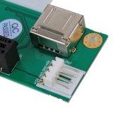 Mini PCI-E novos a PCI-E expressam o cartão do montante de X1+USB com cabo de alta velocidade de FPC