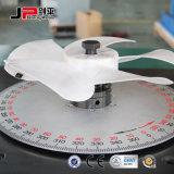 Macchina d'equilibratura dinamica verticale del morsetto pneumatico per la pala del ventilatore
