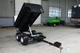 1.5t Nutzlast-hydraulischer neigender Bauernhof-Schlussteil, ATV Kipper-Schlussteil, Dienstschlußteil