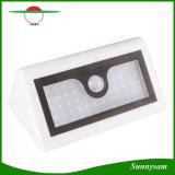 50 LED-angeschaltene im Freienwand-Montierungs-drahtlose Sicherheits-Solarlichter, Bewegung betätigten Solarlicht für Garten-Patio-Plattform-Yard-Pfad