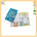 Prix bon marché d'impression d'impression de livre d'enfants de couverture molle en offset
