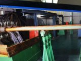 Fxm-500 para 500kg de rolo de cobre / tubo de fundição de magnésio