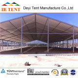 2017 Deyi Wedding Tent with Lining and Lights Decoration