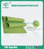 Di alta densità stuoia su ordinazione antiscorrimento di yoga del PVC di Eco della stuoia di yoga del PVC di slittamento non