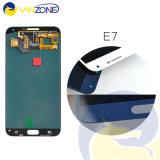 Lcd-weißer/blauer neuer LCD-Bildschirmanzeige-Screen-Digital- wandlerbildschirm für Samsung E7 E700 geben Verschiffen frei