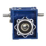 NMRV Transmisión de aleación de aluminio del engranaje de gusano de caja de cambios económicos, gusano micro de la caja de engranajes