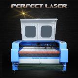 2 Köpfe CO2 Laser-Ausschnitt-Gravierfräsmaschine für hölzernen/des Acryl-/Leather/MDF Preis