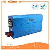 Suoer 300W Gleichstrom Wechselstrom-zum reinen Sinus-Wellen-Sonnenenergie-Inverter (FPC-300A)