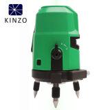 Groene Lijn van het Niveau van de Laser van de Post van Kinzo de Totale Modulaire 1V1h