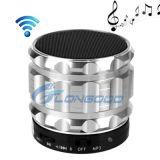 Altavoz portable estéreo móvil de Bluetooth del metal con la función sin manos de la llamada