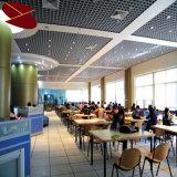 van 75*75mm Plafond van het Net van het Aluminium van de Website van het ISO- Certificaat het Beste In het groot