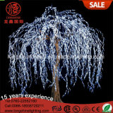 3m 220V White UL LED Willow Palm Tree Light para Natal Home Decoraion